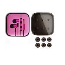 For Samsung, LG, ZTE In-Ear Earphones Headphones Headset For Xiaomi MI3 - Pink