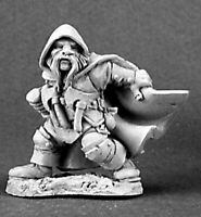 1 x AVIRIEL TELLERION  - DARK HEAVEN LEGENDS REAPER miniature jdr rpg elf 03099