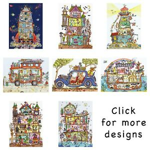 Bothy Threads ~ Counted Cross Stitch Kit ~ Cut Thru ~ Complete Range Available