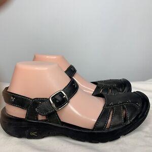 KEEN Paulina Sz 8 M Women's Mary Jane Casual Sandals Shoes