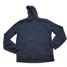 Everlast Full Zip Hoodie Sweater Jacket Size M Medium Training Hooded Sweatshirt