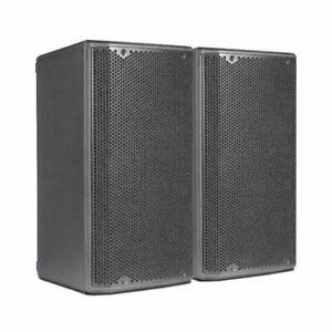 """DB TECHNOLOGIES Opera 10 Coppia Monitor Amplificato 10"""" 1200W New"""