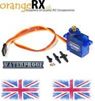 Waterproof Analog Analogue Micro Servo Turnigy TGY-50090W with Metal Gears UK