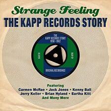 Strange Feeling - The Kapp Records Story 1958-1962 2CD NEW/SEALED