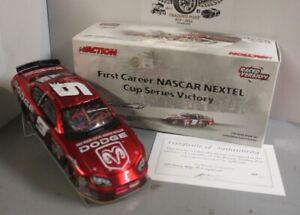2005 Kasey Kahne Dodge Richmond 1st Win Liquid 1/24 Action Diecast Autographed