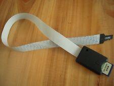 "19"" 48cm Micro SD to SD Card White Convertor Extension Cable Computer DVD GPS"