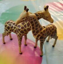 playmobil pair of GIRAFFE  NOAH'S ARK Boat farm safari zoo