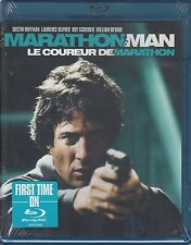 MARATHON MAN  action  *BLU-RAY NEW*  Dustin Hoffman *CANADIAN EDITION* horror