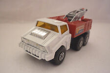 Matchbox-Battle kings-k-14 - Recovery Vehicle - 1975 (3.mb-45)