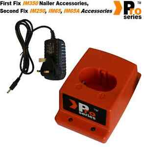 REPLACEMENT CHARGER BASE AND AC/DC ADAPTER FOR PASLODE (NIMH. NICAD)