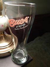Italian Restaurant [Pint] 'Tall' Bar Glass *Buca di Beppo* (FREE SHIP.) Ltd.