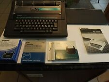 Sharp Pa 3000ii Electric Typewriter Great Working Condition Clean Manualbox