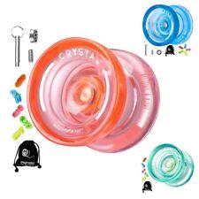 MAGICYOYO K2 Plus Crystal Responsive Yoyo, Dual Purpose Yo-Yo mit Ersatzlagtzlag