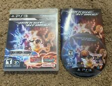 Tekken Hybrid PS3 Game (Sony PlayStation 3, 2011) Complete