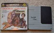 Super 8mm Colour Film Cinemascope Dr Zhivago The Scarlet Claw Sherlock Holmes
