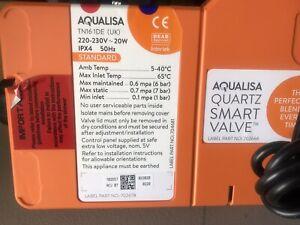Aqualisa Quartz Smart Valve Digital Processor for Standard Fed Systems
