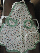 Vintage Apron - Turner's Cocktail Apronette - See Description & Picture