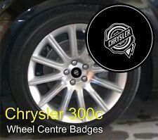 Chrysler 300c Chrysler Logo Wheel Centre Badge Emblems