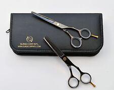 "5.5"" Professional Hairdressing Scissors Barber Salon Haircutting Scissors Black"