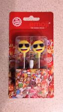 Emoji Earphones The Iconic Brand Various Faces Brand New Face Glasses