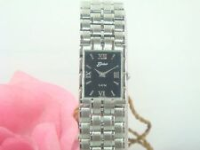 Belair Swiss movement women's watch Rectangle shape with Black dial