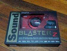 Creative Sound Blaster Z PCIe Gaming Audio Card w Beamforming Microphone