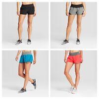 C9 Champion Women's Running Mid-Rise Shorts 2.5″ (Choose Color)