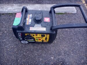 Champion 100263 3400Watt Dual Fuel Inverter Generator