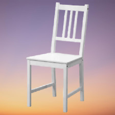 IKEA STEFAN Chair, white, Avalible in two Colour  *Brad New*