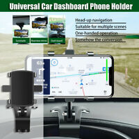 Universal Car Dashboard 360° Rotation Mobile Phone Holder Stand Mount Bracket