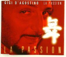 CD Maxi-Gigi D'AGOSTINO-LA PASSION-a4251