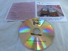 TIMBER TIMBRE - FATHER JOHN MISTY  FRENCH PROMO CD !!!!!!!!!!