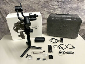 DJI Ronin S Gimbal Stabilizer- Full Kit With Follow Focus