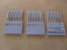 30X NEEDLES FOR INDUSTRIAL STRAIGHT SEWERS THICK SHANK 135X5 SIZE 140/22