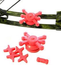 Bowjax Crossbow Split Limb Dampening Kit, Pink