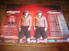 PLEYMO - PUBLICITE ROCK TOUR 2004 - DATES !!!!!!!!!!!!!