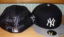 Mesh New York Yankees Custom New Era Hat MLB Cap 7 1/4