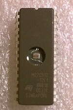 CIRCUIT INTEGRE - M27C512-12F1 - 512 Kbit (64Kb x8) UV EPROM - ST