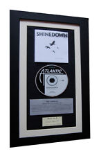 SHINEDOWN Sound Of Madness CLASSIC CD Album QUALITY FRAMED+EXPRESS GLOBAL SHIP
