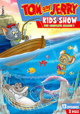 Tom and Jerry Kids Show: Season 1 Complete First DVD NEW Sealed, Free Shipping