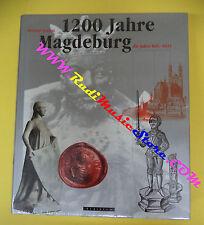 book libro Helmut Asmus 1200 JAHRE MAGDEBURG sealed sigillato SCRIPTUM (LG1)