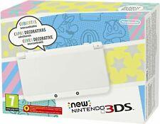 Nintendo new 3ds Console White NEW NINTENDO 3DS BIANCO + OMAGGI ORIGINALI NINTEN