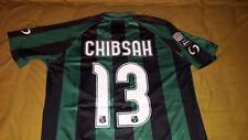 maglia Sassuolo CHIBSAH indossata match worn 2012/2013 (BENEVENTO ex FROSINONE)