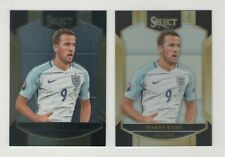 Harry Kane - Panini Select Soccer 2016-17 / Base + Silver prizm cards