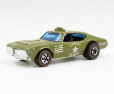 Hot Wheels Redline US Army Staff Car, 1976 Military Machines Set Rare Exclusive