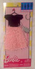 Barbie Dress, Necklace Purse - Genuine Mattel Items Nrfp