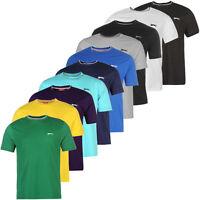 Slazenger Tipped Shirt TShirt T-Shirt Herren S M L XL 2XL 3XL 4XL Tee Shirt neu