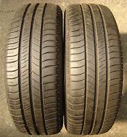 2 Neumáticos de verano Michelin Ahorro Energía 205/60 R16 92w dot4612 Top 6mm
