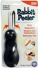 Hog Wild Rabbit Peeler and Paring Knife
