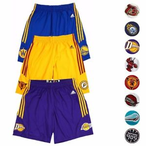NBA D-League Authentic On-Court Team Issued Game Pro Cut Shorts Men's